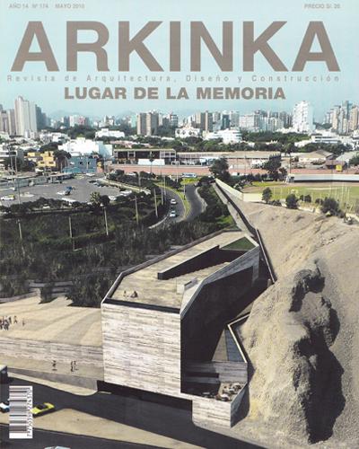 ARKINKA174MAYO2010portada